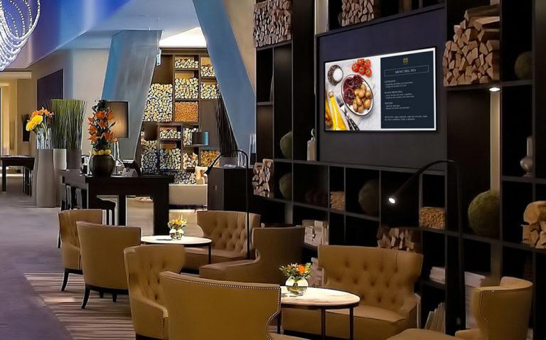 carteleria digital hoteles 2