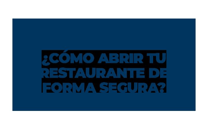 abrir restaurantes